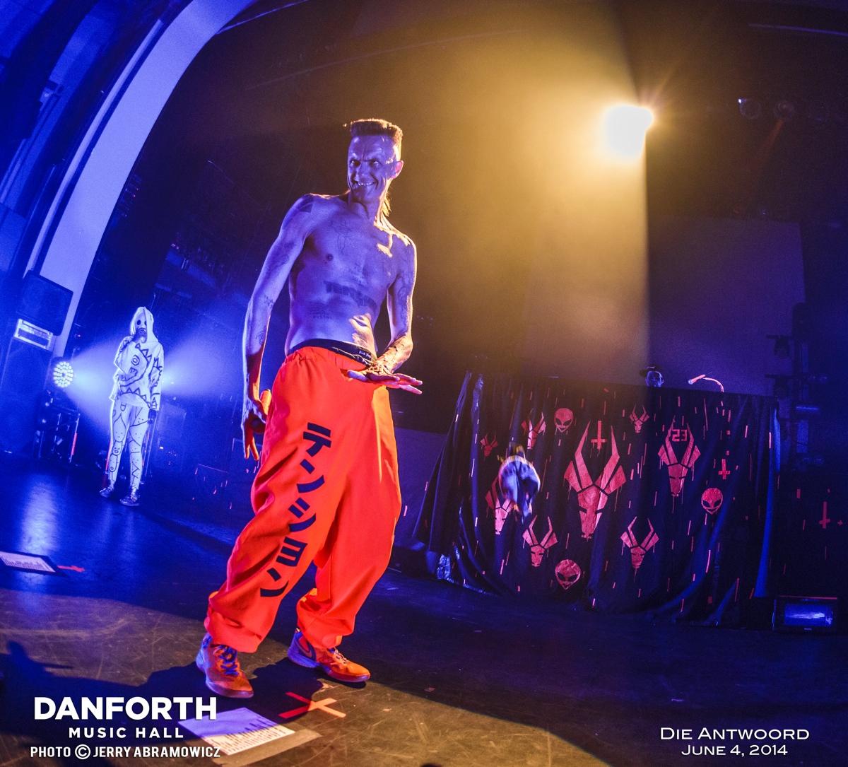 20140604 Die Antwoord at The Danforth Music Hall-1593