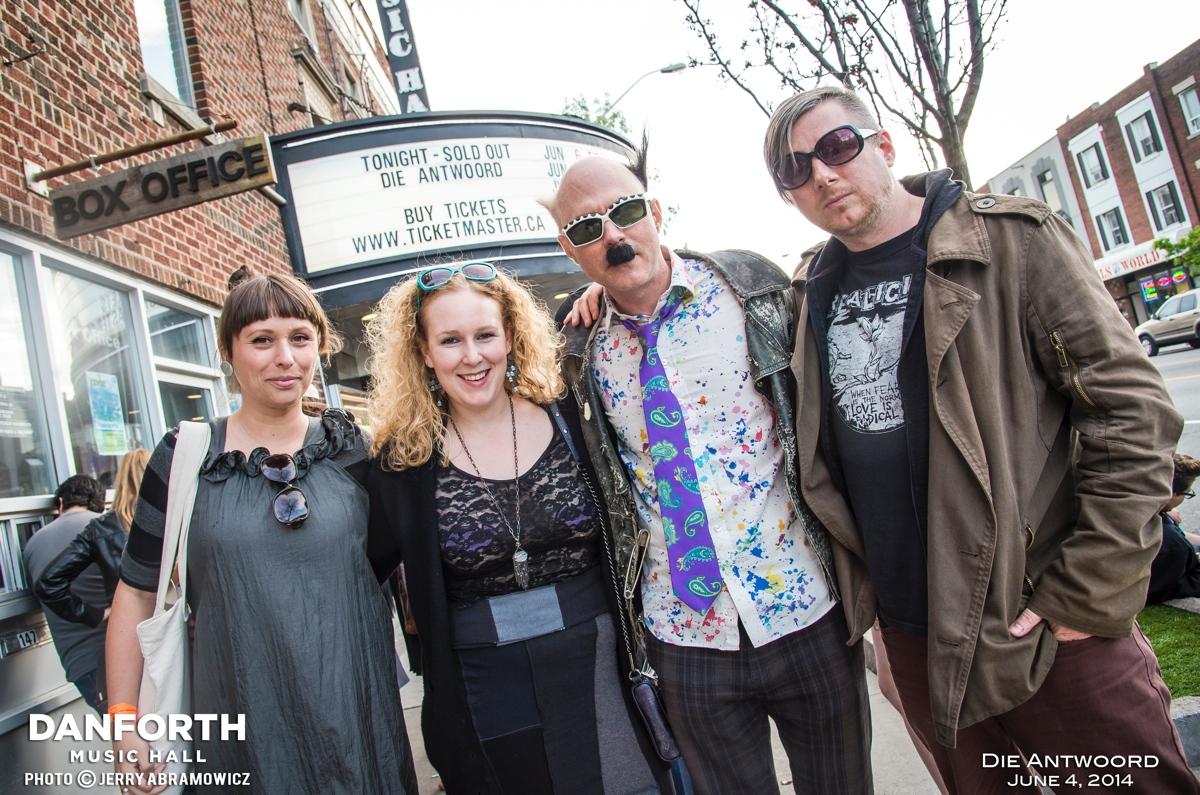 20140604 Die Antwoord at The Danforth Music Hall-26