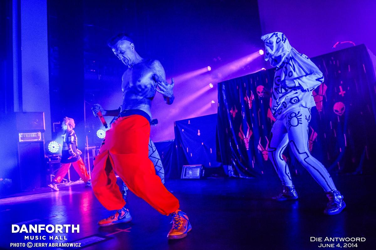 20140604 Die Antwoord at The Danforth Music Hall-277