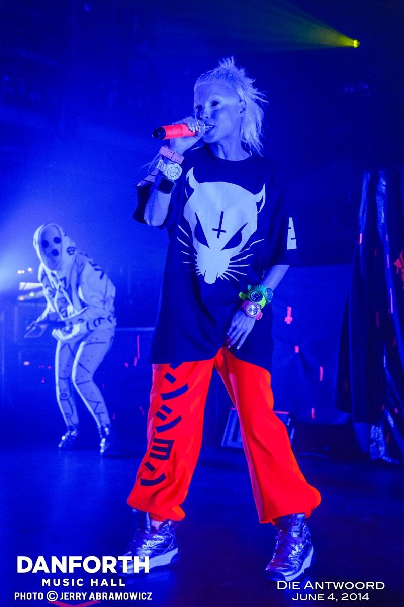 20140604 Die Antwoord at The Danforth Music Hall-299