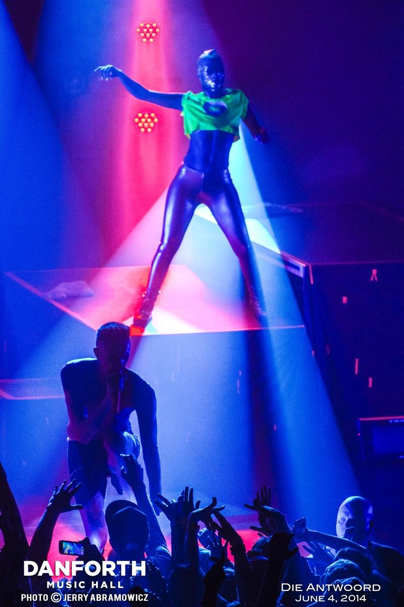 20140604 Die Antwoord at The Danforth Music Hall-719