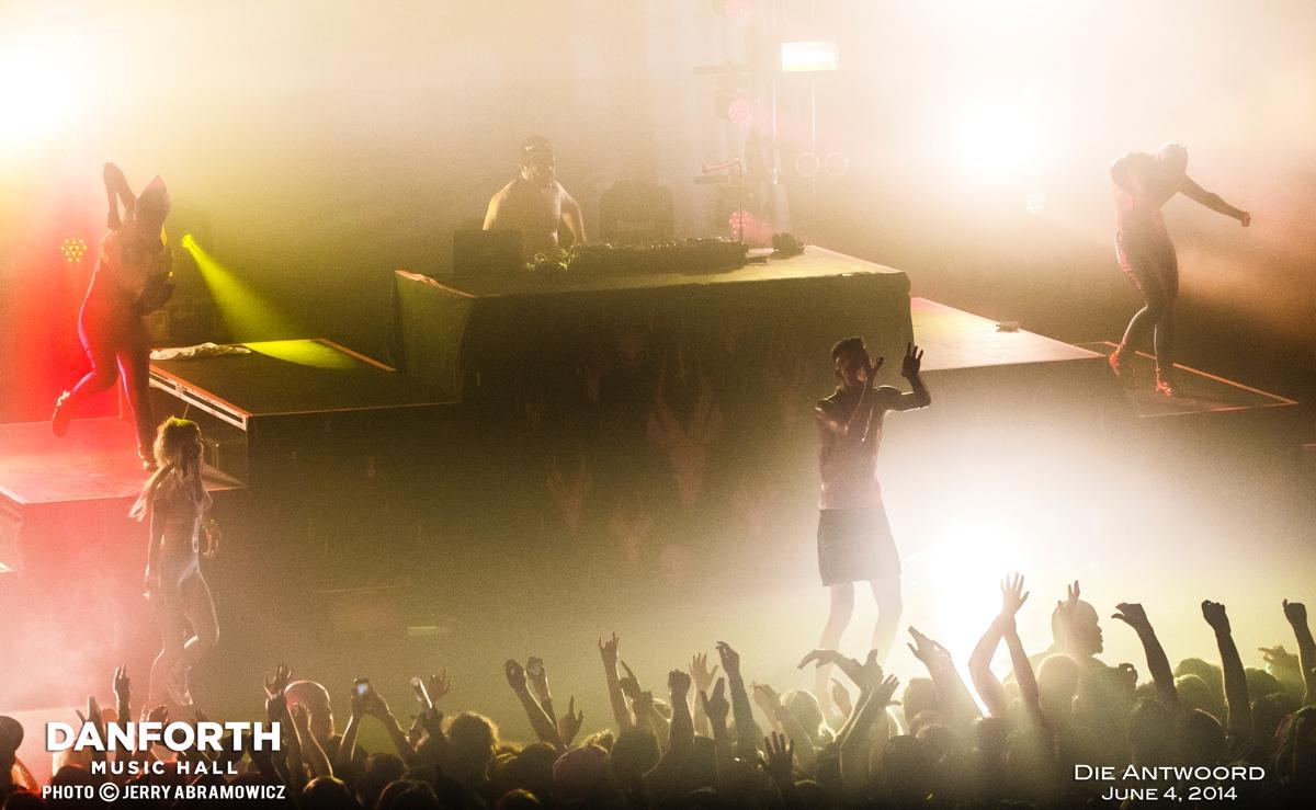 20140604 Die Antwoord at The Danforth Music Hall-850