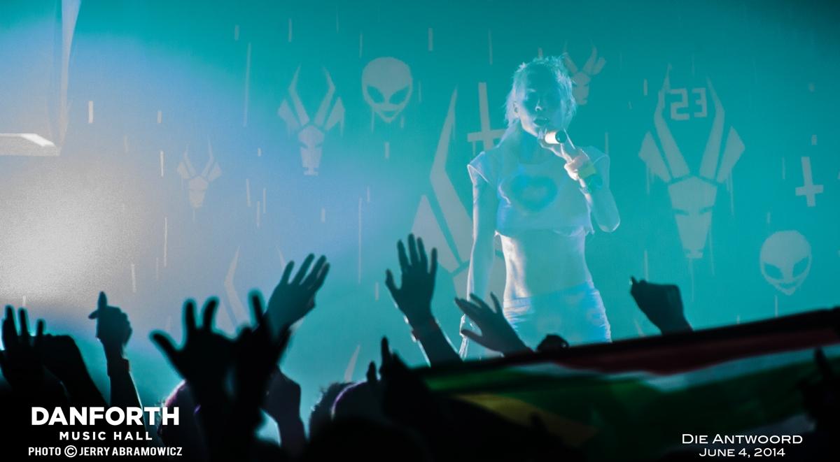 20140604 Die Antwoord at The Danforth Music Hall-984