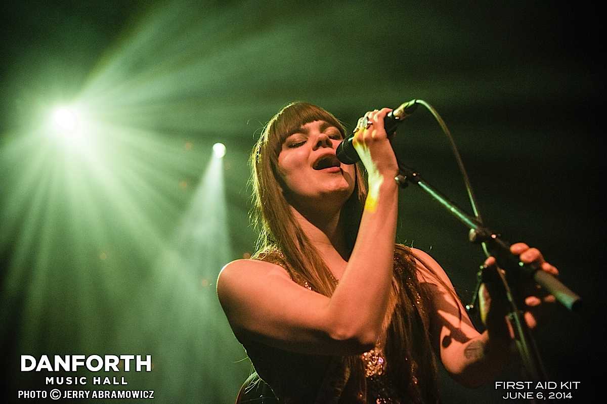 20140606 First Aid Kit at The Danforth Music Hall-18