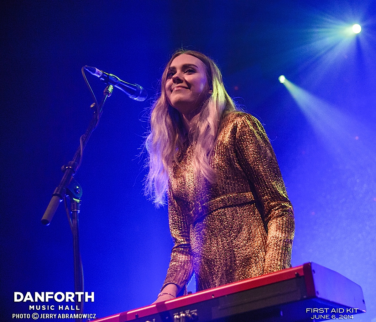 20140606 First Aid Kit at The Danforth Music Hall-198