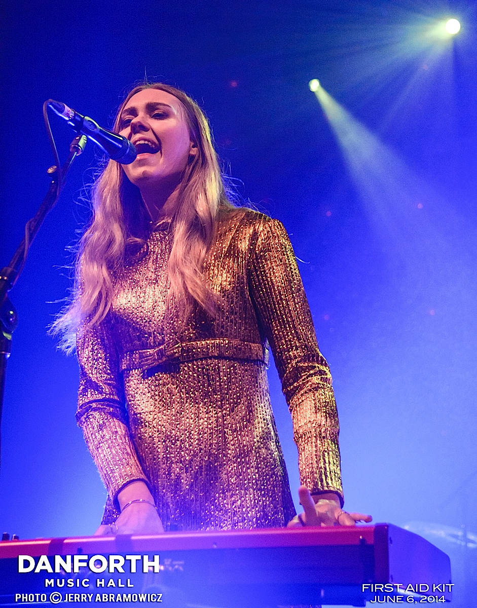 20140606 First Aid Kit at The Danforth Music Hall-245