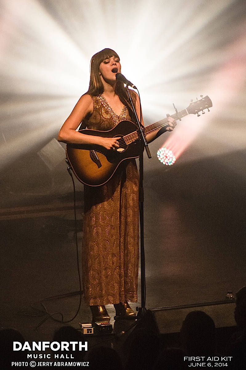 20140606 First Aid Kit at The Danforth Music Hall-587