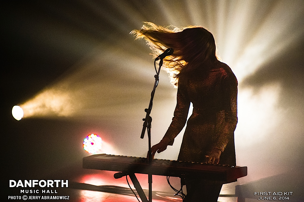 20140606 First Aid Kit at The Danforth Music Hall-714