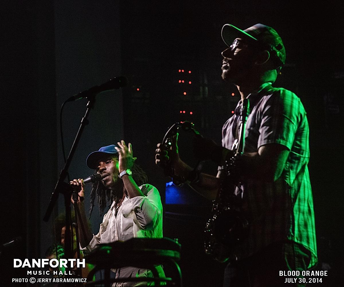 20140730 Blood Orange at The Danforth Music Hall-485