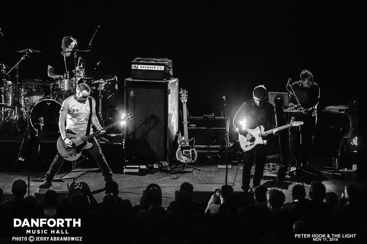 20141111 Peter Hook & The Light at The Danforth Music Hall-390
