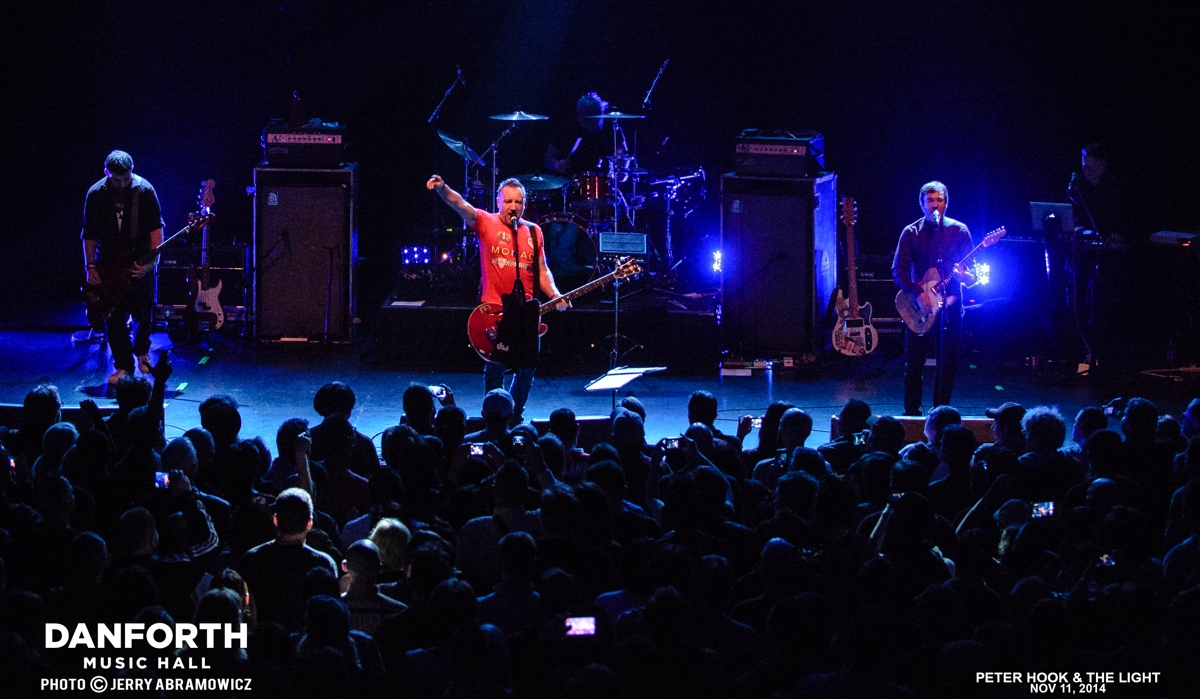 20141111 Peter Hook & The Light at The Danforth Music Hall-436
