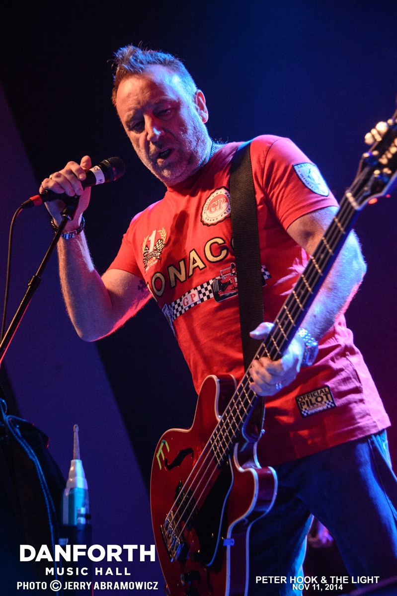20141111 Peter Hook & The Light at The Danforth Music Hall-47