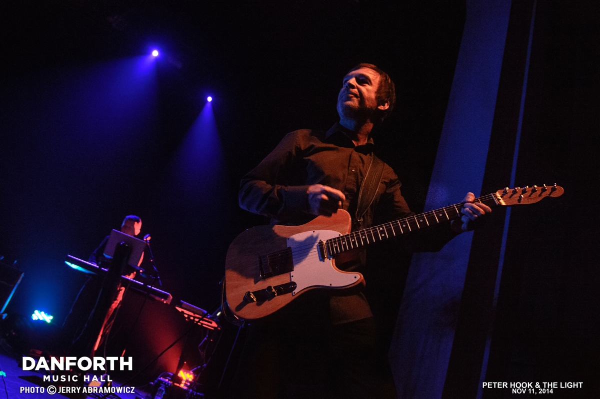 20141111 Peter Hook & The Light at The Danforth Music Hall-62
