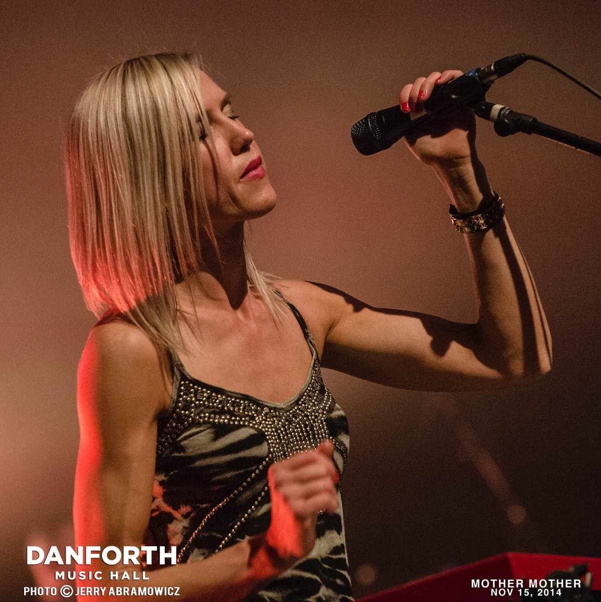20141115 Mother Mother at The Danforth Music Hall-1165