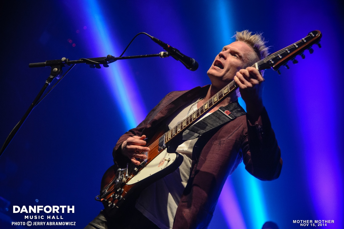 20141115 Mother Mother at The Danforth Music Hall-238