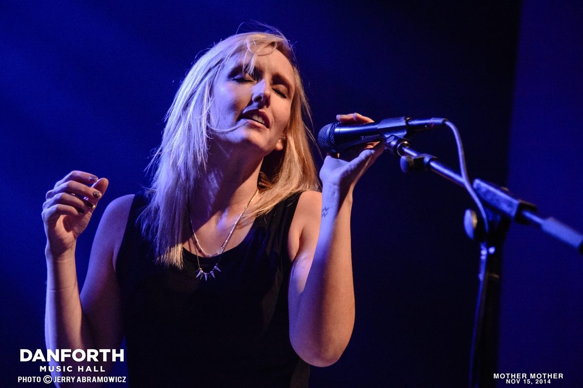 20141115 Mother Mother at The Danforth Music Hall-481