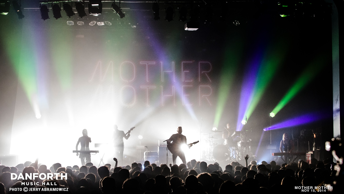 20141115 Mother Mother at The Danforth Music Hall-850