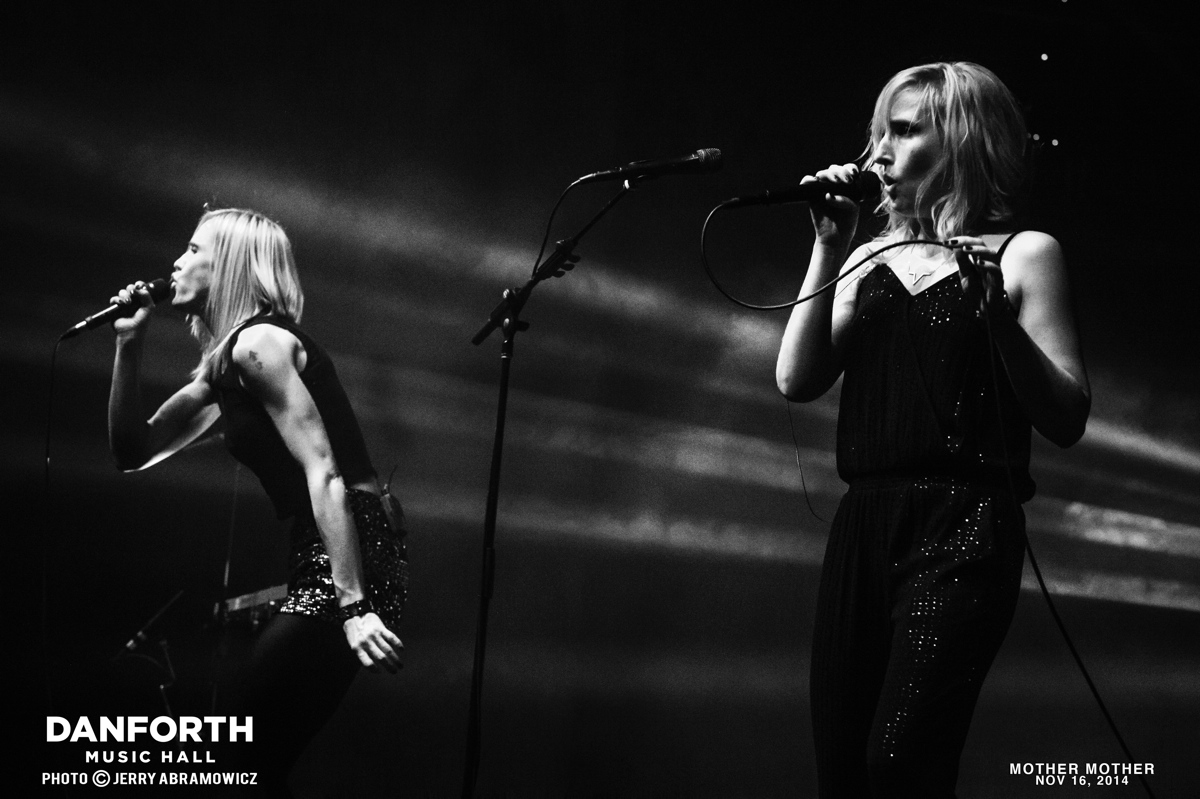 20141116 Mother Mother at The Danforth Music Hall-1380