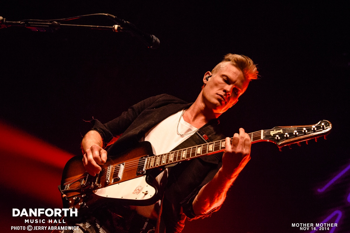 20141116 Mother Mother at The Danforth Music Hall-218