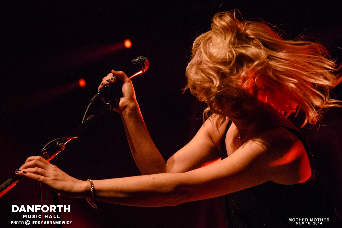 20141116 Mother Mother at The Danforth Music Hall-328