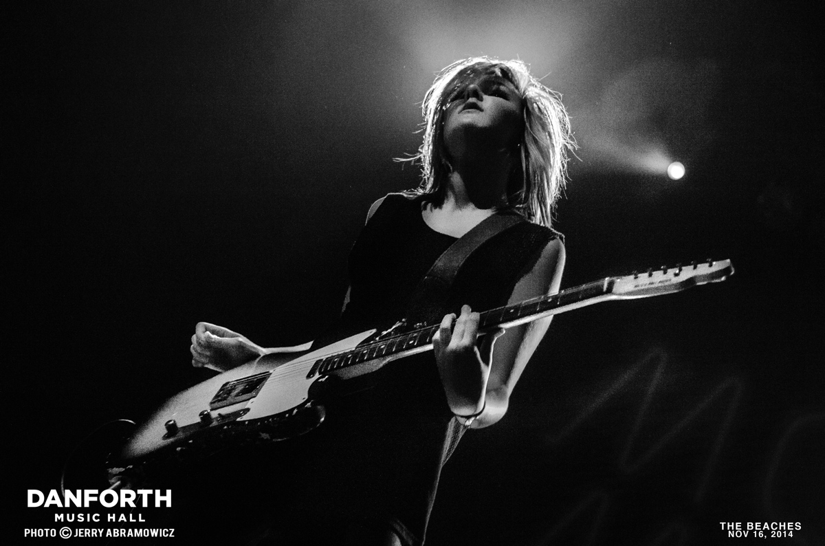 20141116 The Beaches at The Danforth Music Hall-475