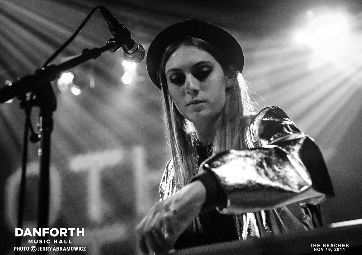 20141116 The Beaches at The Danforth Music Hall-49