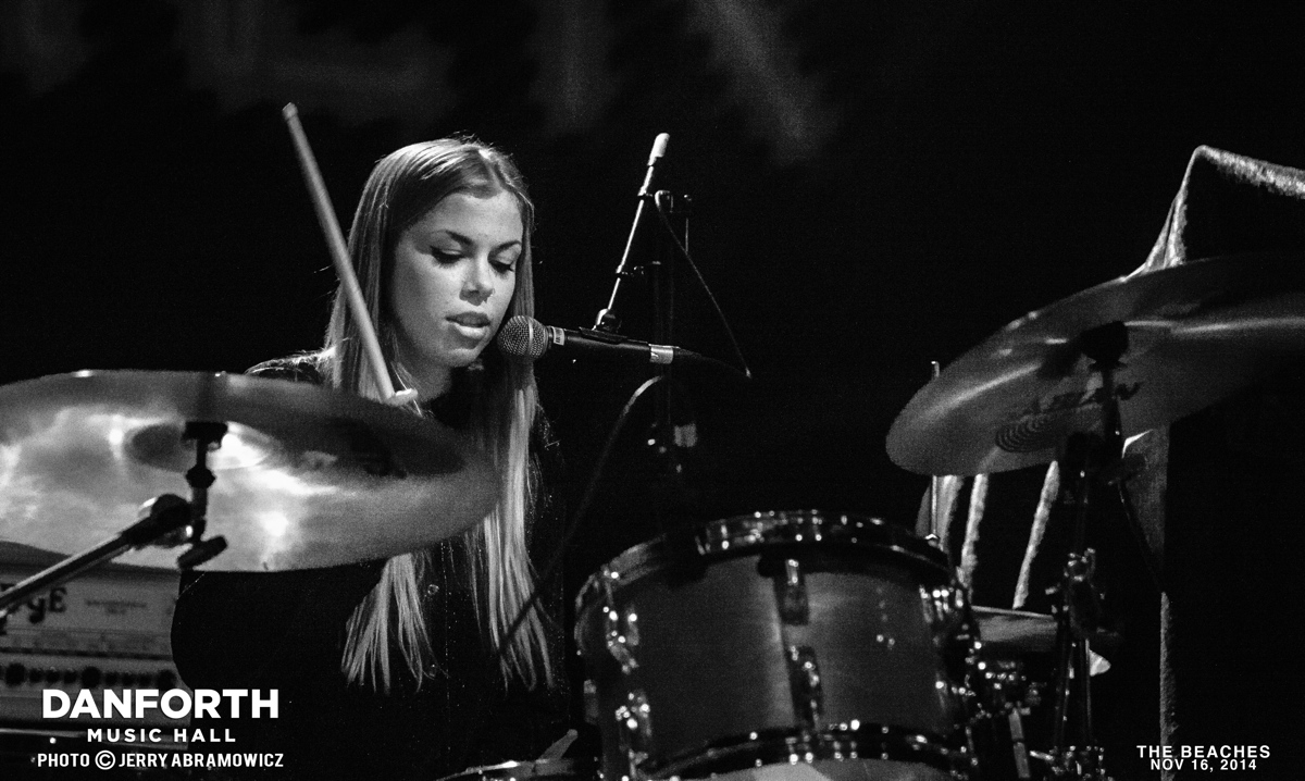 20141116 The Beaches at The Danforth Music Hall-502
