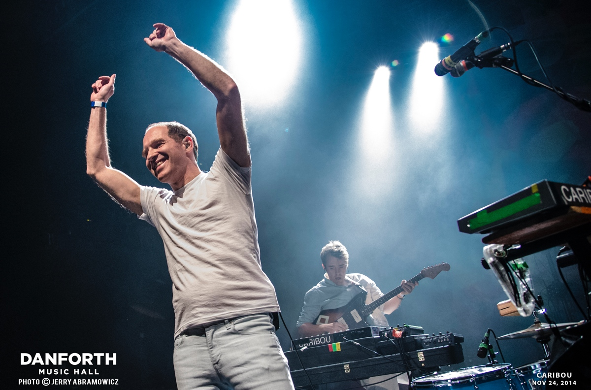 20141124 Caribou at The Danforth Music Hall-260