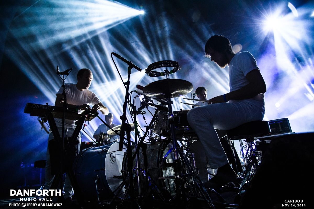 20141124 Caribou at The Danforth Music Hall-545