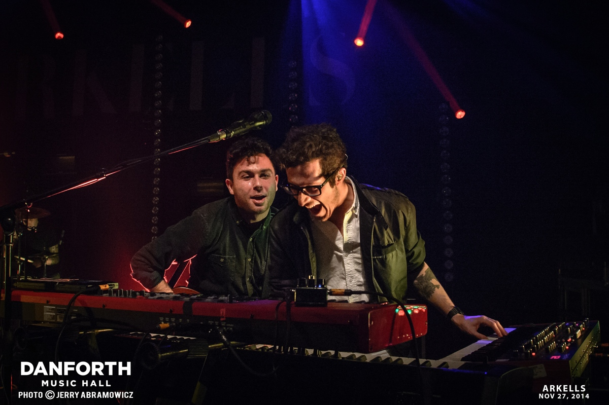 20141127 Arkells at The Danforth Music Hall-156