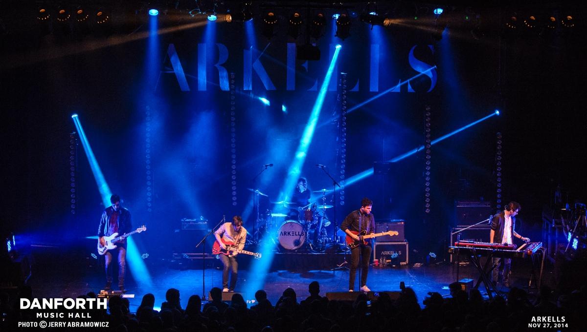20141127 Arkells at The Danforth Music Hall-489