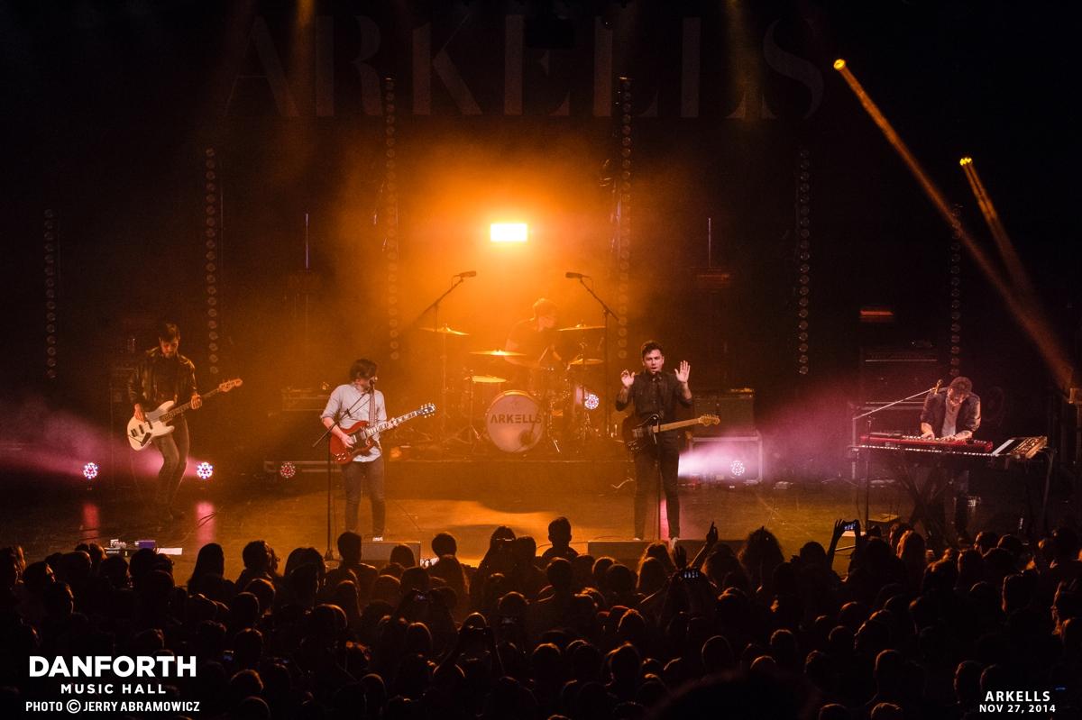 20141127 Arkells at The Danforth Music Hall-656